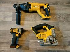 Dewalt power Tools joblot  Fully Working used condition