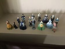 Gone With The Wind Figurine Set Franklin Mint