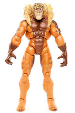 Marvel X-Men Origins Wolverine Comic SABRETOOTH Back Road Brawl Action Figure