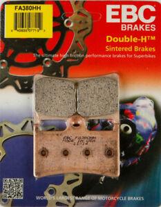 EBC FA380HHSintered Brake Pads FRONT Yamaha R1 R6 YZF FZ1 XSR XT Super Tenere