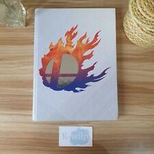 Super Smash Bros Nintendo 3DS / WII U - Official Game Guide Book - Hardback
