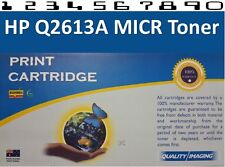 Troy Enabled HP Q2613A Micr Toner for use in HP LJ 1300 Series Printers