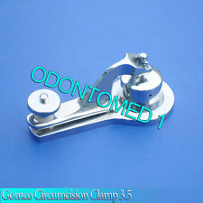 Gomco Circumcision Clamp 3.5 cm Surgical Instruments