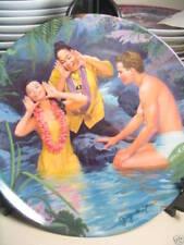 Knowles 1987 Happy Talk South Pacific Mib Ltd Ed Plate