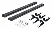 Fit 04-15 Nissan Titan Extended King Cab Black Running Side Step Board Nerf Bars