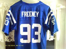 """Indianapolis Colts"" reebok Jersey (Dwight Freeney #93) Boys Sz-Small (8)"