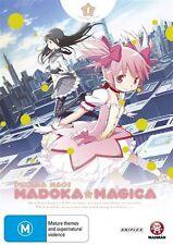 Puella Magi Madoka Magica Vol. 01 NEW R4 DVD