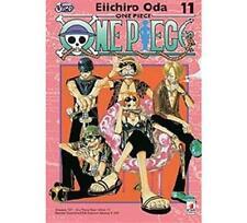 manga ONE PIECE NEW EDITION 11 - MANGA STAR COMICS - NUOVO