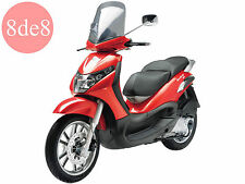 Piaggio Beverly 125/250 (2007) - Workshop Manual on CD