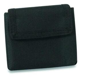 Black Glove Pouch First Aid EMT Paramedic Security Bouncer CFR
