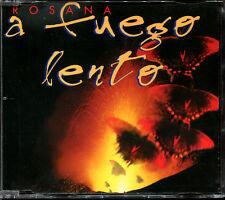 ROSANA - A FUENGO LENTO - CD MAXI [850]