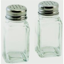 Chef Aid Salt & Pepper Shakers - Olpro Transparent