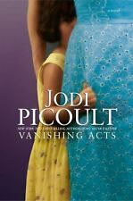 Jodi Picoult / Vanishing Acts 2005 Mystery Hardcover First Edition