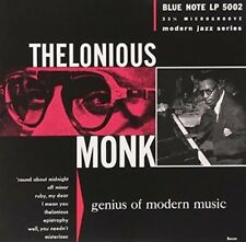 Genius of Modern Music, Vol. 1 [Blue Note] by Thelonious Monk (Vinyl, Jul-2014, Blue Note (Label))