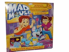 MAD MOUSE Motorised Mouse Chase Game For all the family! - NEW with BOX DAMAGE