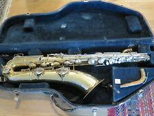 Vintage 1970's Conn 12M Baritone Saxophone