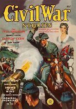 Pulp Reprint: Civil War Stories Spring 1940