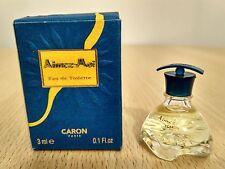 Caron Aimez Moi for Women 3ml EDT - Rare Collectable Mini Miniature Perfume New