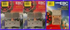 EBC HH Front & Rear Brake Pads for 1994 - 1999 SUZUKI GSX-R750 FA188HH FA63HH