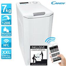 Waschmaschine Toplader Candy CSTG 272DVE/1-S 1200 U/min 7kg  2ML