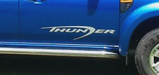 Ford Ranger Thunder Replacement Doors and tailgate Decal's / Stickers set 3pcs