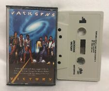 Tested Victory by Jacksons / Jackson 5 Cassette  1984 QET 38946 Michael