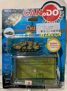 CanDo (Dragon) - British Challenger 2 Tank - 1:144 - Inc Diorama Base & Case