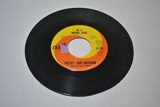Peter and Gordon (5175) A World Without Love / If I Were You  1964