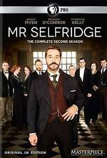 Masterpiece: Mr Selfridge - Season 2 (DVD, 2014, 3-Disc Set) PBS Drama TV