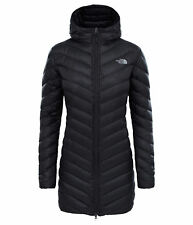 The North Face Women's Trevail Parka Black Size M/uk 10-12 Lf172 RR 12
