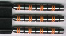 Steel Tip NAPALM Darts 90% Tungsten: 25grams: 1 set: Flights & Shafts Included