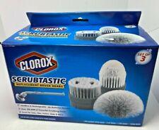 Clorox scrubtastic Replacement Brush Heads