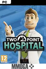 Two Point Hospital - Steam Digital Download Code - PC Spiel Eamil Versand - EU