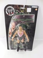SEALED WWE BACKLASH SERIES 9 KURT ANGLE ACTION FIGURE WWF WRESTLING JAKKS 2006