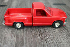 AMT 1991 Chevy Silverado Sportside (Red) Promotional Model Truck