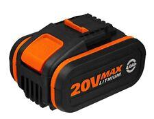 Worx conjuntos de baterías 20v powershare dispositivos 4,0ah wa3553 nuevo & OVP