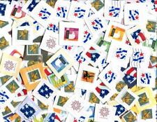 USA7 (5-LB) ON PAPER BULK RATE stamps as received! (KILOWARE) FREE SHIP IN USA