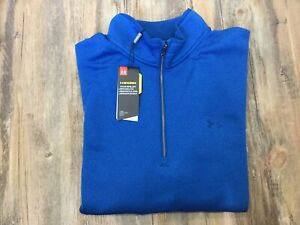 Mens Under Armour Storm Sweaterfleece 1/2 Zip Large RRP £60