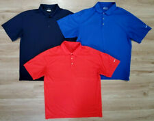 Nike Mens Golf Polos Size XL Lot of 3