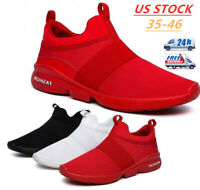 Men's Sneakers Casual Lightweight Walking Tennis Athletic Running Sport Shoes