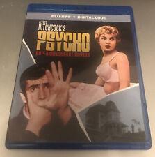 Psycho (1960) 60th Anniversary Edition Blu-ray + Digital