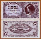 Hungary, 10,000,000,000,000,000 pengo 1946, P-132 aUNC > Hyperinflation