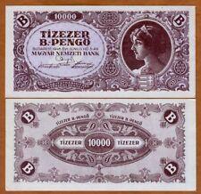Hungary, 10,000 B.-pengo, 1946, P-132 aUNC