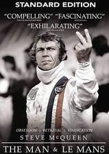 Steve McQueen: The Man  Le Mans (DVD, 2016)