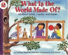 What Is the World Made Of? All About Solids, Liquids, and Gases (Lets-Read-and-