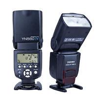 YONGNUO YN-560 IV Wrieless Speedlite Flash Light for Canon Nikon DSLR Camera US