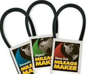 Mileage Maker by Goodyear 347K4MK Multi V-Groove Belt