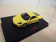 Redline 1:87 - Ferrari F430 Coupé - gelb / giallo - 87RL002