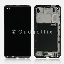 Display LCD Touch Screen Digitizer Frame Replacement For LG V20 H990 LS997 US996
