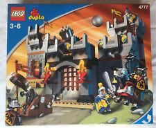 Vintage 2004 LEGO Duplo Castle 4777 Knights' Castle BNIB Sealed